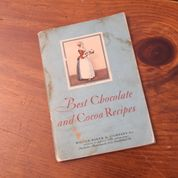 best choc and cocoa recipes booklet