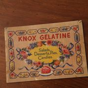 Knox Gelatine booklet