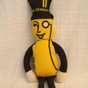 Mr Peanuts doll