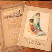 Pillsbury and old cookbook
