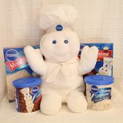 Pillsbury Dough Boy and products