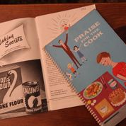Swan's Cake Flour cookbook