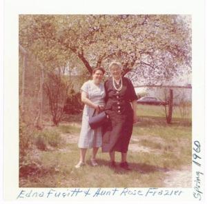 aunt edna and aunt rosie