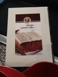 KA Carrot Cake Mix