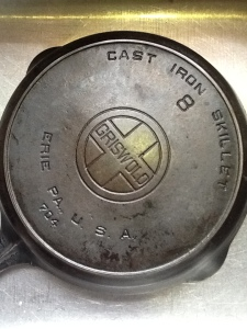 Griswold Cast Iron skillet-the best