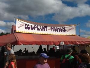 fair food eggplant
