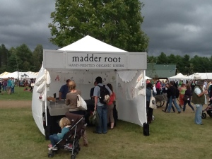 madder root booth