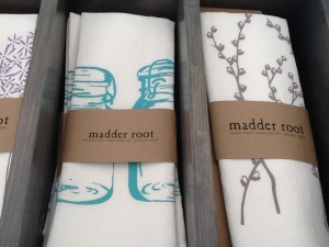madder root organic linens