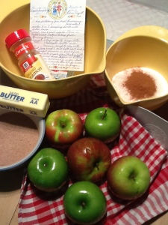 apple dumpling ingredients
